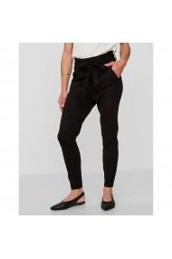Pantaloni drepti VERO MODA GGT001 negru