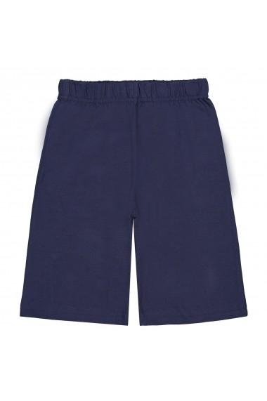 Pijama scurta SAM LE POMPIER GGB281 albastru