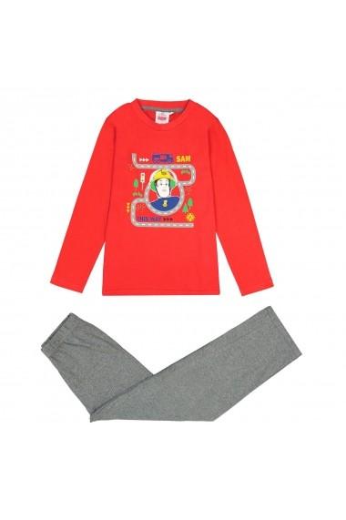 Pijama SAM LE POMPIER GFB431 rosu