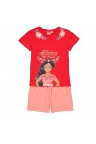 Pijama ELENA D AVALOR GGB237 rosu