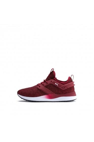 Pantofi sport Pacer Next Excel VariKnit PUMA GGR365 bordo