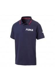 Tricou Polo PUMA GGL688 bleumarin