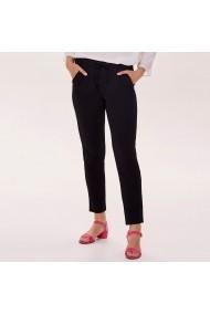 Pantaloni JACQUELINE DE YONG GGU550 negru