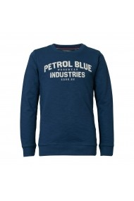 Bluza PETROL INDUSTRIES GGZ199 albastru