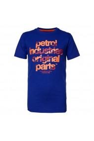 Tricou PETROL INDUSTRIES GHS769 albastru