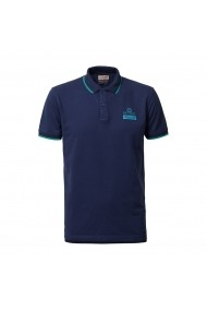 Tricou Polo PETROL INDUSTRIES GGE397 albastru