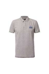 Tricou Polo PETROL INDUSTRIES GGE397 gri