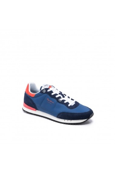 Pantofi sport PEPE JEANS GGM465 albastru