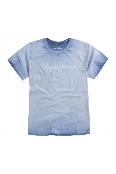 Tricou PEPE JEANS GGC942 albastru