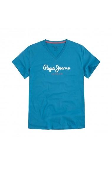Tricou PEPE JEANS GGC981 albastru