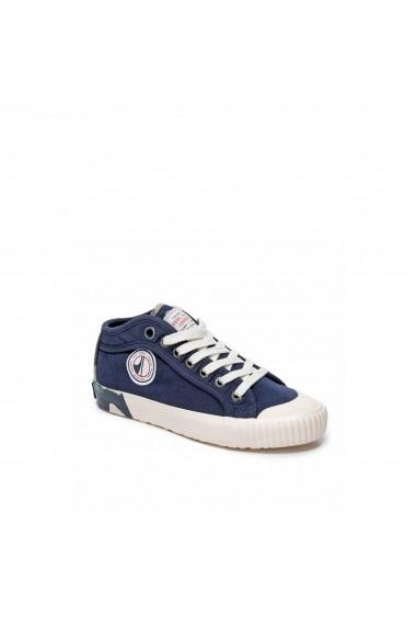 Pantofi sport PEPE JEANS GGL741 bleumarin