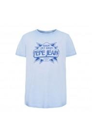 Tricou PEPE JEANS GGF927 bleu