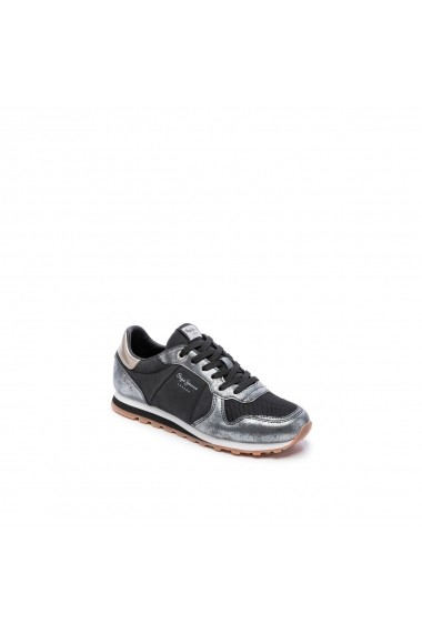 Pantofi sport casual PEPE JEANS GHF475 negru