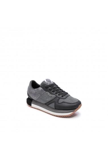 Pantofi sport casual PEPE JEANS GHF490 gri