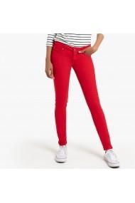 Pantaloni skinny PEPE JEANS GGU000 rosu