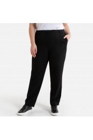 Pantaloni slim fit LA REDOUTE COLLECTIONS PLUS GHY193 negru