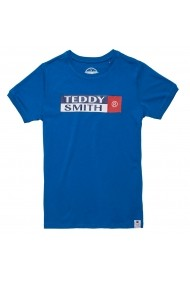Tricou TEDDY SMITH GGT128 albastru