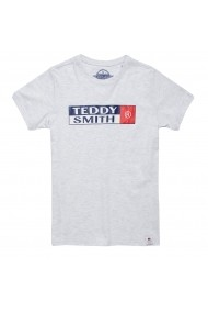 Tricou TEDDY SMITH GGT128 gri
