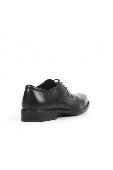 Pantofi derby GEOX GGI921 negru