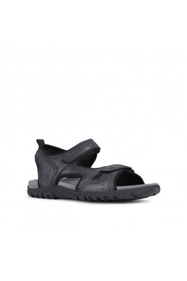 Sandale GEOX GGI839 negru - els