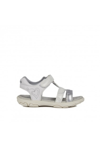 Sandale GEOX GGG744 alb