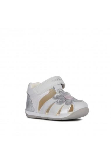 Sandale GEOX GGI596 argintiu - els