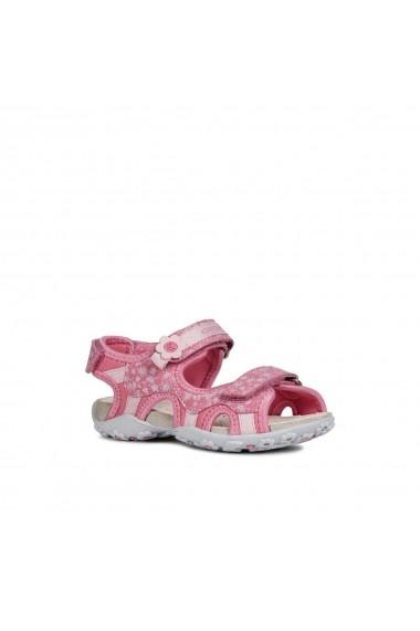Sandale GEOX GGI814 fucsia