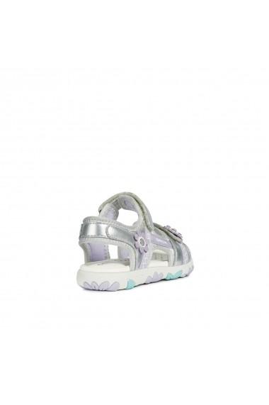 Sandale GEOX GGI825 argintiu