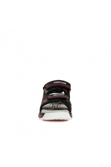 Sandale GEOX GGI635 rosu