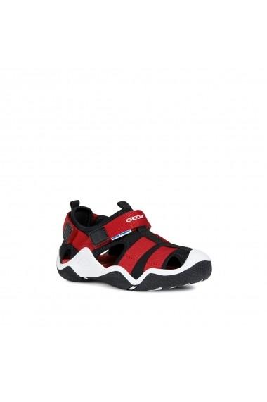 Sandale GEOX GGI688 negru - els