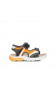 Sandale GEOX GGI742 portocaliu