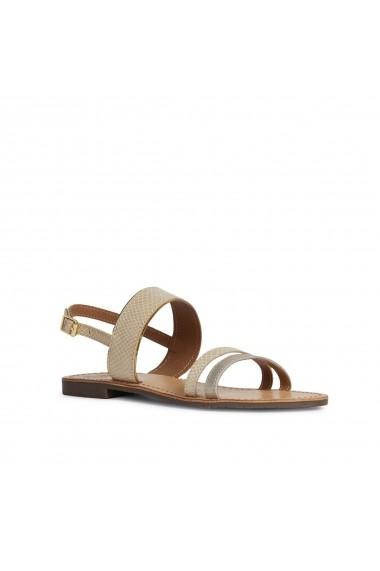 Sandale GEOX GGG797 gri-bej