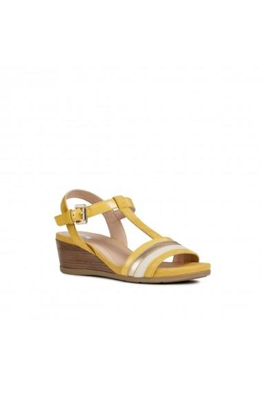 Sandale GEOX GGH310 galben