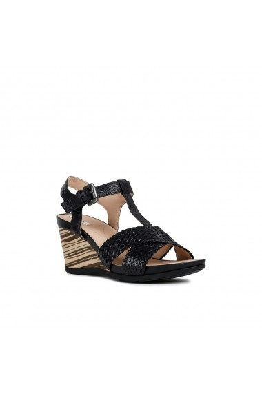 Sandale GEOX GGH315 negru