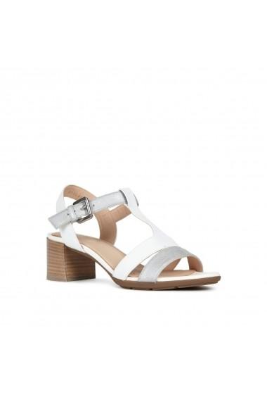 Sandale GEOX GGH324 alb