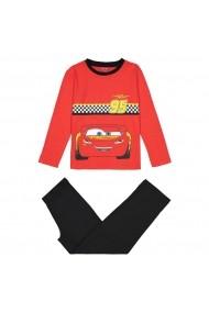 Pijama CARS GGB271 rosu