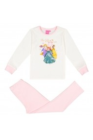 Pijama DISNEY PRINCESS GGC555 roz