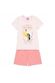 Pijama DISNEY PRINCESS GGB234 roz