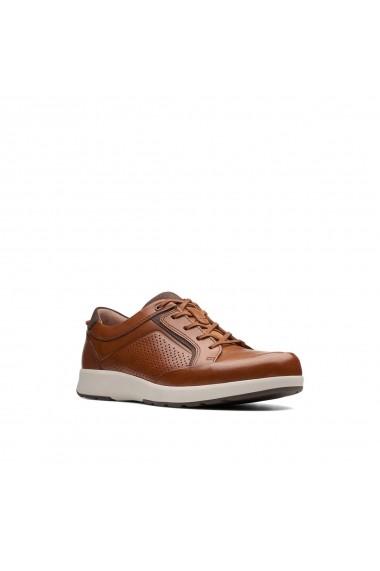 Pantofi sport CLARKS GGD260 maro