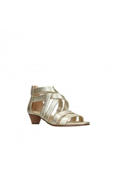 Sandale CLARKS GGD520 auriu