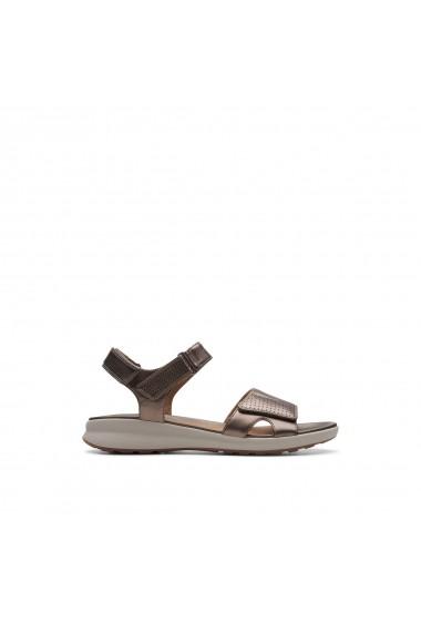 Sandale CLARKS GGD540 bronz - els