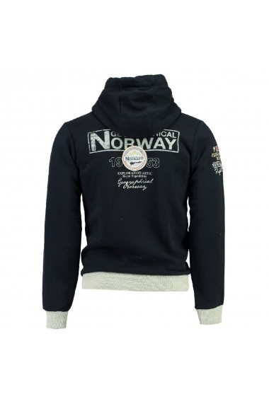 Jacheta sport GEOGRAPHICAL NORWAY GGU208 bleumarin