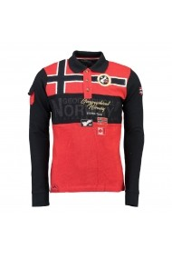 Bluza GEOGRAPHICAL NORWAY GGU214 rosu