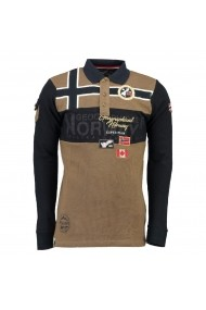Bluza GEOGRAPHICAL NORWAY GGU214 gri-bej