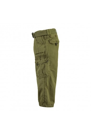 Pantaloni GEOGRAPHICAL NORWAY GGP263 verde