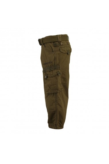 Pantaloni GEOGRAPHICAL NORWAY GGP263 kaki