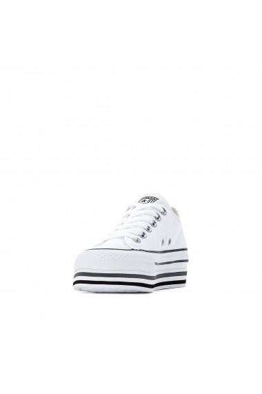 Pantofi sport CONVERSE GGF305 alb