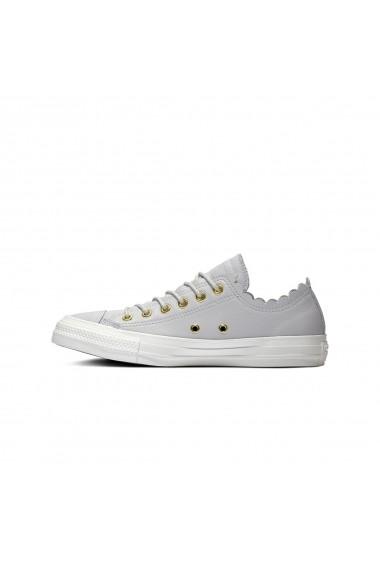 Pantofi sport CONVERSE GGF449 gri - els