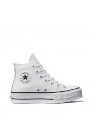 Pantofi sport Chuck Taylor All Star Lift Hi CONVERSE GHA262 alb