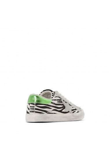 Pantofi sport casual LE TEMPS DES CERISES GFL956 animal print - els